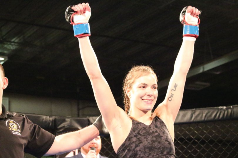 Melissa Croden Rumble in the Cage 57