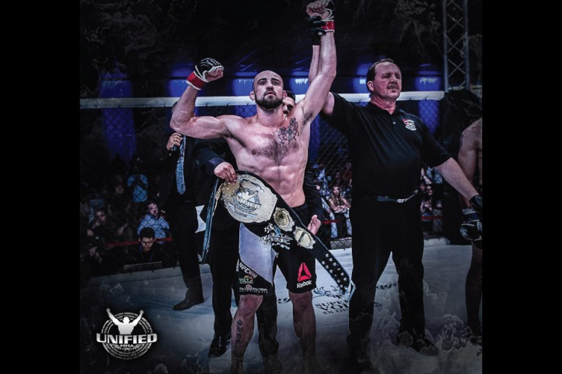 Shane Campbell Unified MMA