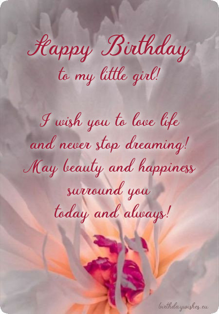 Happy 18th Birthday Wishes To My Daughter : happy, birthday, wishes, daughter, Birthday, Wishes, Daughter
