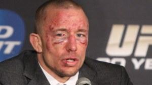 Georges-St-Pierre UFC167