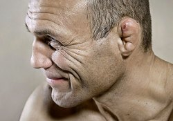 MMA Champion Randy Couture Portrait Session