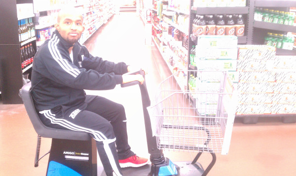 johnson scooter