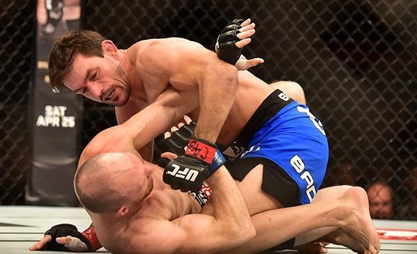MMA: UFC Fight Night-Maia vs LaFlare