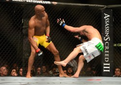 MMA: UFC 148-Silva vs Sonnen II