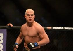 MMA: UFC 148-Griffin vs Ortiz
