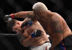 MMA: UFC Fight Night-Hunt vs Mir