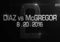 diaz mcgregor 2 UFC 202
