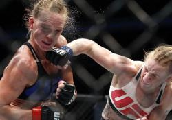 holly holm valentina shevchenko fight
