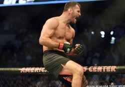 MMA: UFC 211- Miocic vs Dos Santos