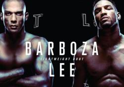 UFC-Fight-Night-128-Barboza-vs-Lee-Fight-Poster