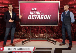 UFC 231 Inside the octagon