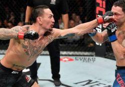 Max Holloway UFC 240