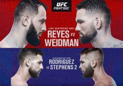 UFC Reyes vs Weidman