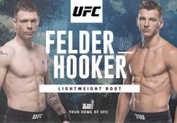 Paul Felder Dan Hooker
