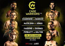 cageWarriors113