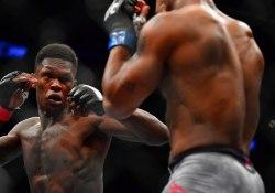 MMA: UFC 248-Adesanya vs Romero