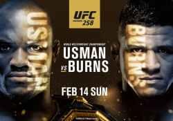 UFC 258 – Usman vs Burns