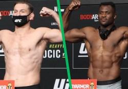 UFC 260 vigtun