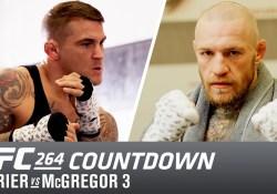 Dustin Conor UFC 264