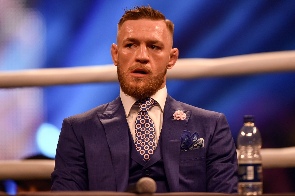 """Conor: """"This year I plan to fight at least two more times"""""""