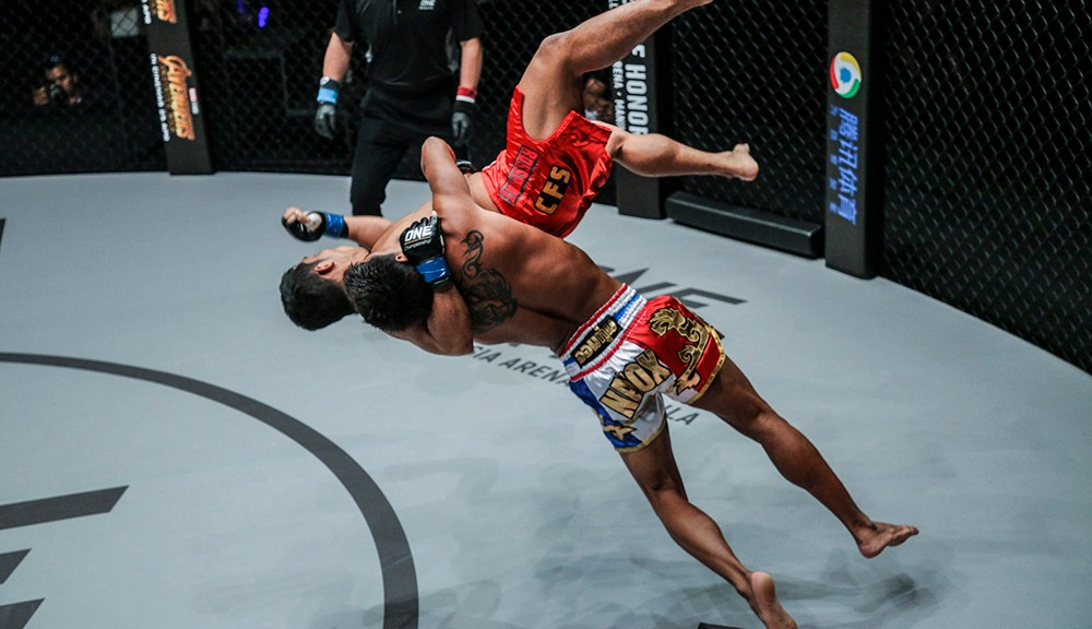 ONE Championship: Events now streamed live. free. with no geo-blocking