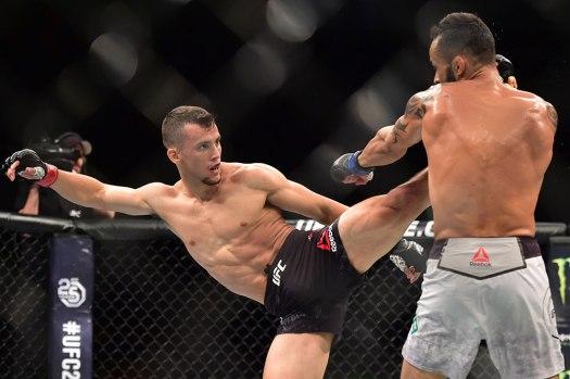 claudio-puelles-ufc-fight-night-129 | MMA Junkie