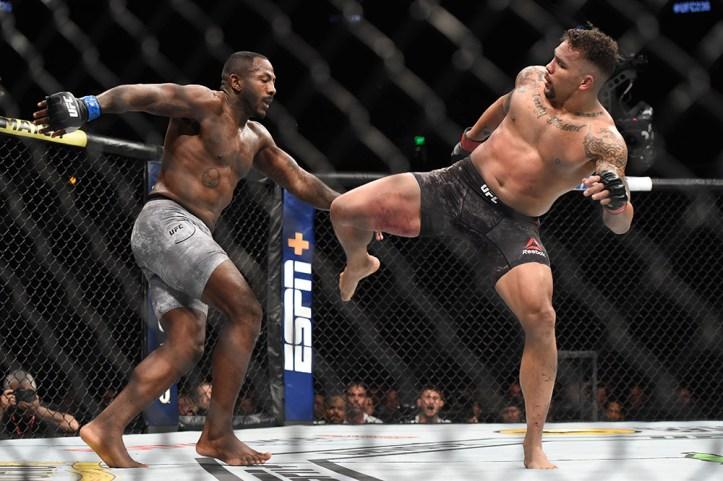 If mythic Muay Thai Khalil Rountree appears, Modestas Bukauskas could be in trouble   Rountree vs Bukauskas