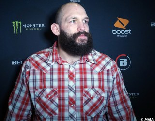 Timothy Johnson admits 'it's gonna be pretty easy to do better' in Cheick Kongo rematch