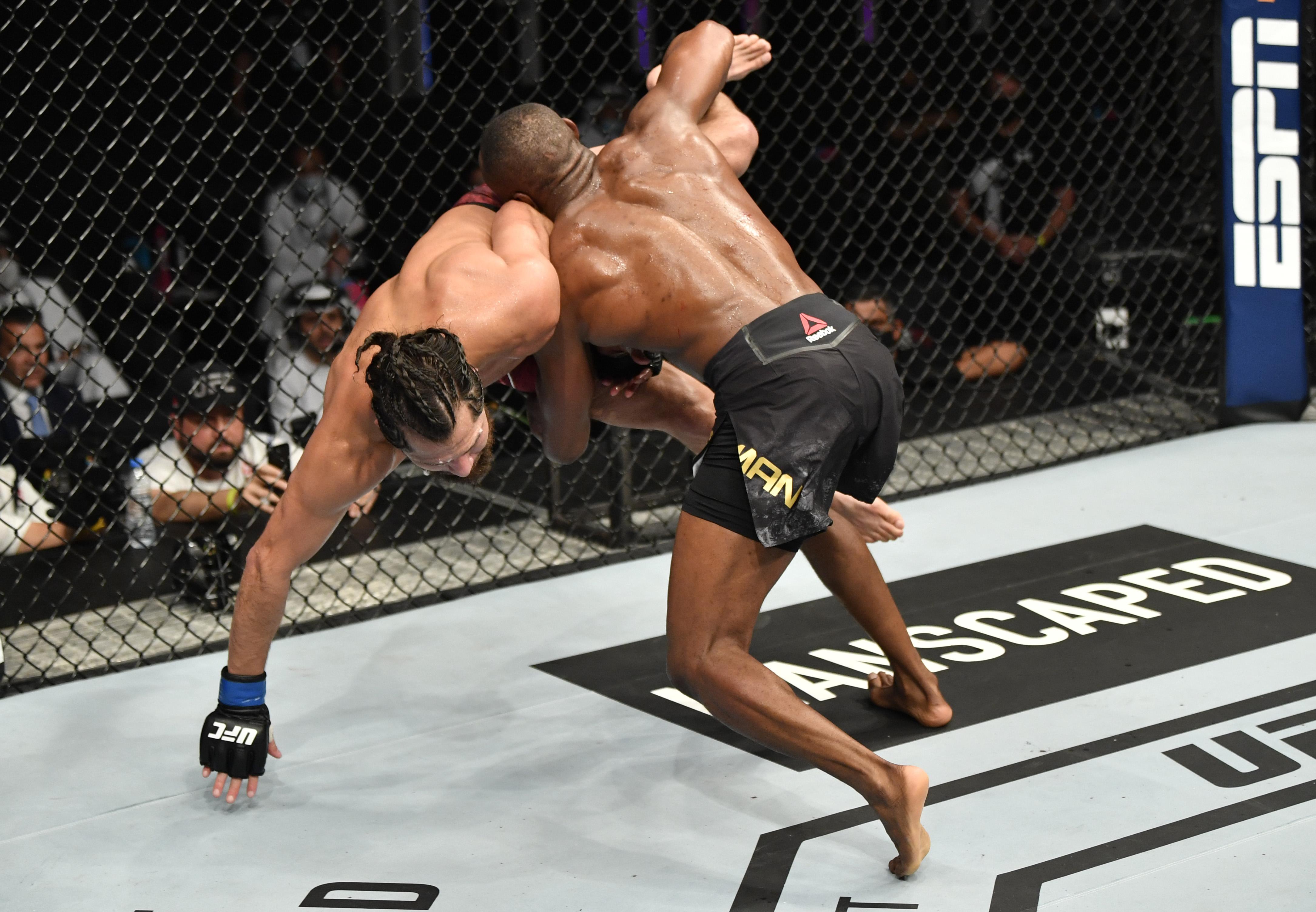 UFC 251: Kamaru Usman, Jorge Masvidal back to drawing board | Opinion