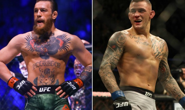 Conor McGregor challenges Dustin Poirier to charity fight