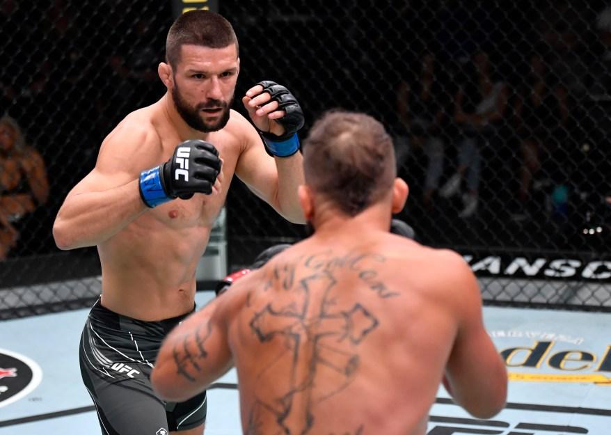 UFC Vegas 31 bonuses - 6 fighters get awards