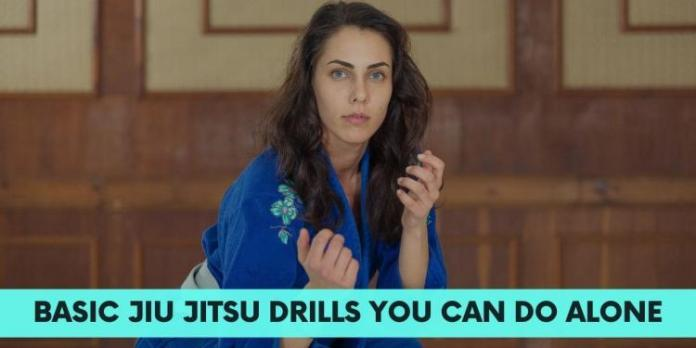 Basic Jiu Jitsu Drills You Can Do Alone