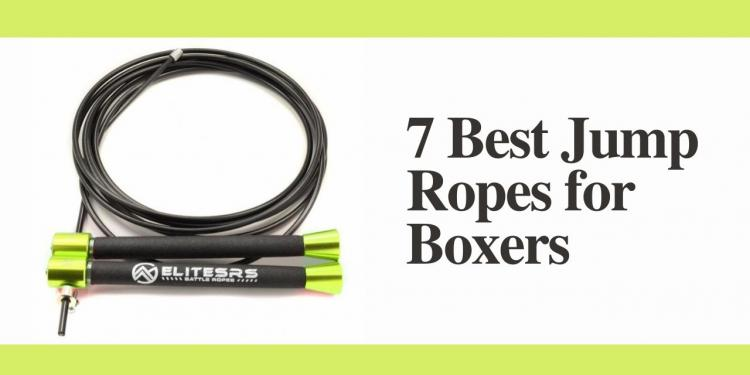 7 Best Jump Ropes for Boxers (Updated 2019)