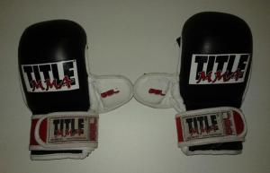 Title GEL MMA Gloves Review