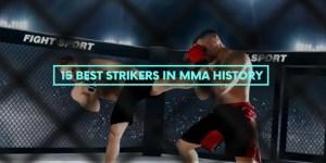 15 Best Strikers in MMA History