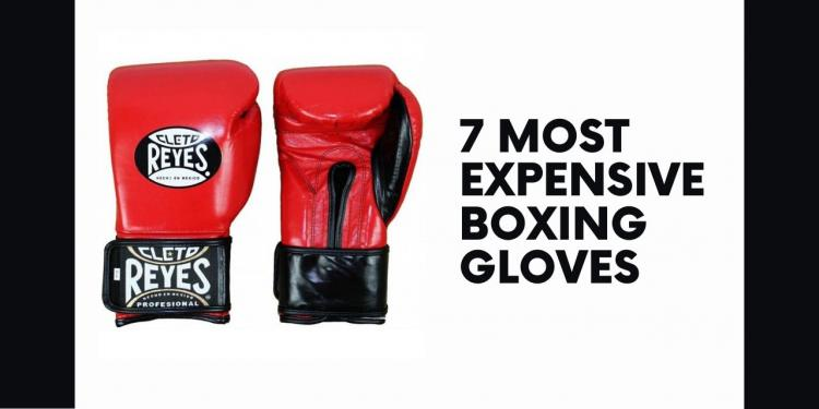 7 Most Expensive Boxing Gloves (Updated 2019)