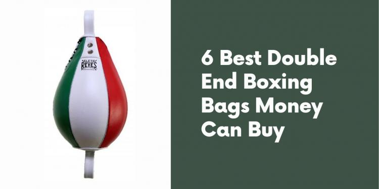 6 Best Double End Boxing Bags Money Can Buy
