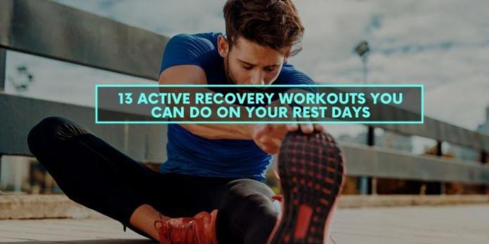 13 Active Recovery Workouts You Can Do On Your Rest Days