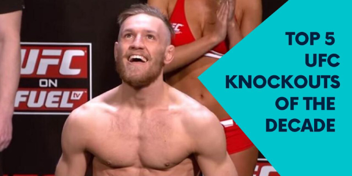 Top 5 UFC Knockouts of the Decade (2010-2019)