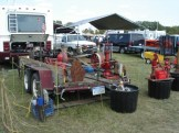 Tractor show display