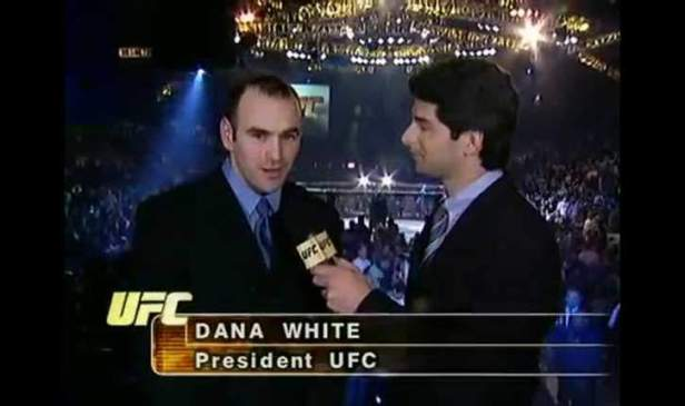 Dana White in his First Interview as The President of the UFC