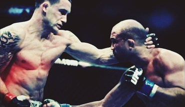 Frankie edgar vs bj penn ufc fight.