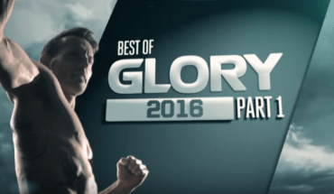 Best Of GLORY World Series kickboxing 2016 Part 1.