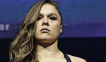 Ronda Rousey UFC 207 weigh ins pose.