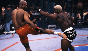 Maurice Smith against Kevin Randleman.