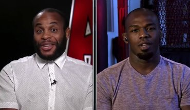 Jon Jones vs Daniel Cormier trash talk.