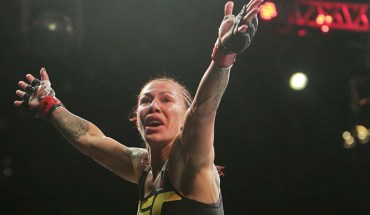 Cris Cyborg UFC fighter.
