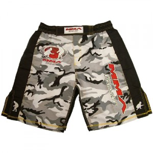 MMA GEAR-fight shorts-camo-glay