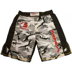 MMA GEAR-fight shorts-camo-glay