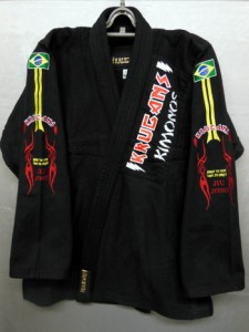 KRUGANS 柔術衣トライバル